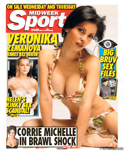 Midweek Sport June 4, 2014 - Cover