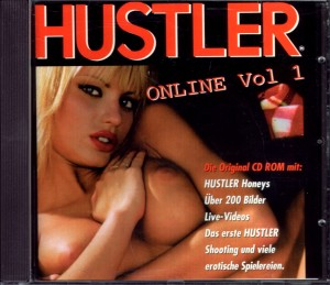 Hustler Online Vol  1 - Cover