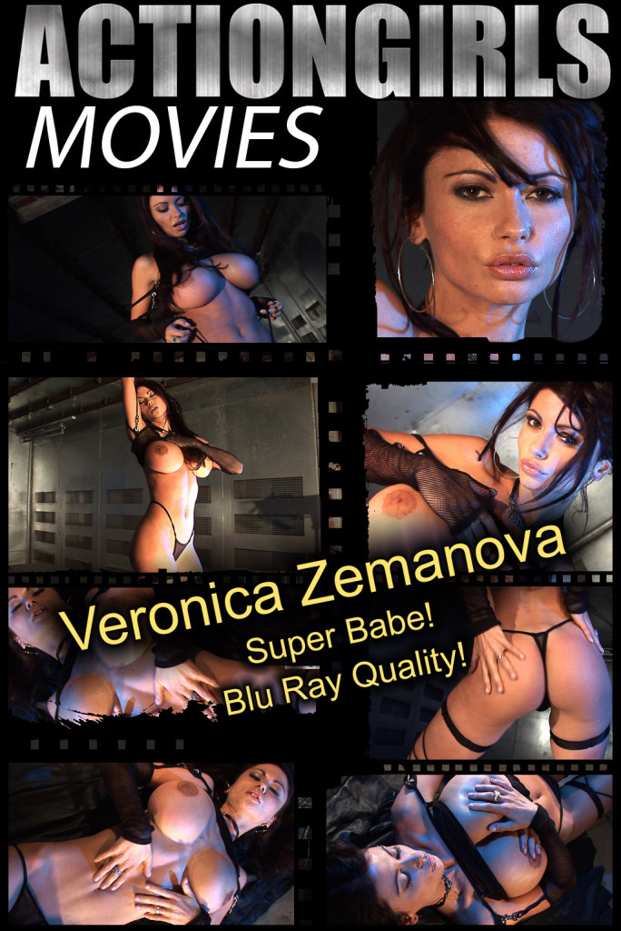 Veronica-Zemanova-Super-Babe-BluRay-Movie-POSTER