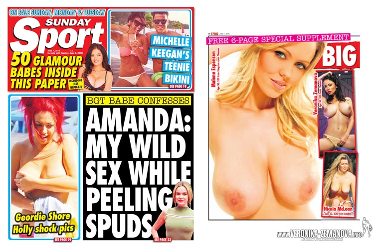 2015-06 - Sunday Sport (June 7, 2015)