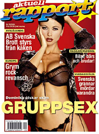 Aktuell Rapport No 20 (2004) - Cover