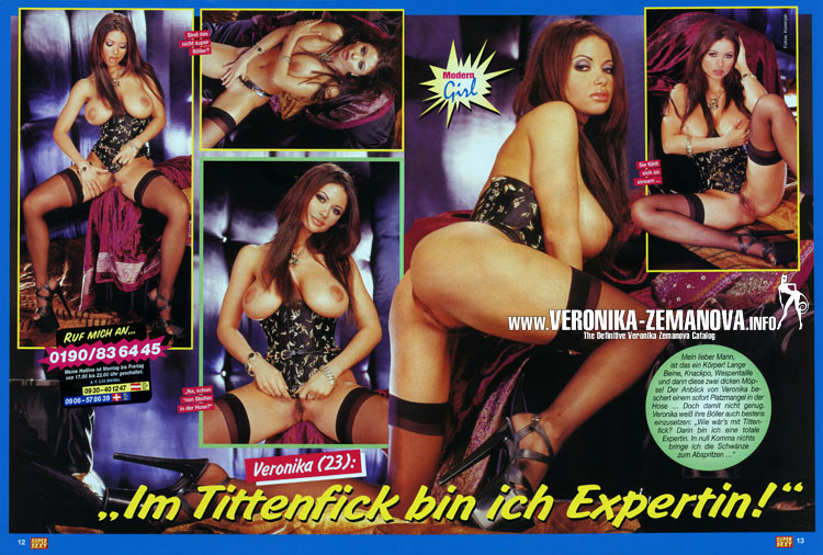Super Sexy No 10 (Sept 2002) - Page 12 & 13 (For Blog)